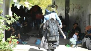 Bayern will «Notmassnahmen» gegen Flüchtlinge ergreifen