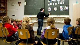 Lehrplan 21: Amsler rechnet mit Verzögerung