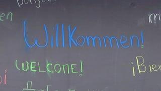 Ausbau der Schulangebote für Flüchtlingskinder im Kanton Bern