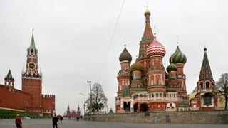 «Der Kreml ist offenbar an einer Eskalation interessiert»