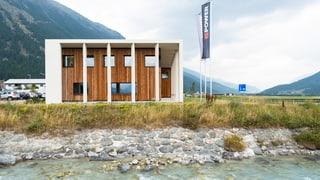 Repower collavura cun Infrastruktur Schweiz AG
