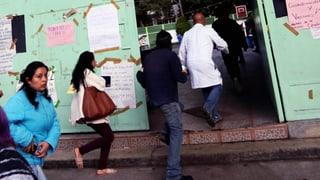 Erneut starkes Erdbeben in Mexiko