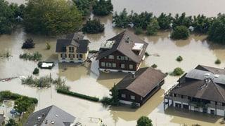 Hochwasserschutz in Obwalden: Regierung hält an Steuer fest