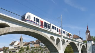 BDWM: Das Aargauer Bähnli wird zur Zürcher Bahn