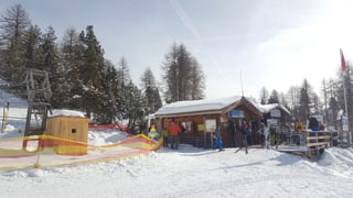 Val Müstair di gea al resort la «Sassa»