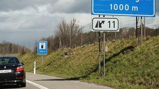 Wie werden Autobahn-Ausfahrten nummeriert?