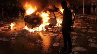 Ausschreitungen vor zweiter Verfassungs-Abstimmung in Ägypten