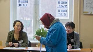 Parlamentswahl in Moldawien: Tauziehen zwischen Ost und West