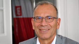 Hannes Germann: «Mich hat noch nie jemand Sesselkleber genannt»