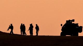 Türkische Soldaten befreien Kameraden in Syrien