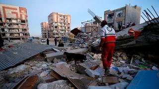 Über 400 Tote im Grenzgebiet zwischen Iran und Irak