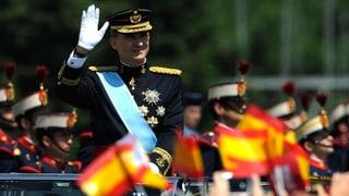 Erster Empfang für Lesben und Schwule bei Spaniens König