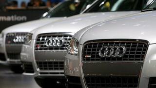 VW-Affäre: Mehr als 2 Millionen Audis betroffen