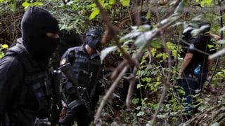 Gräber in mexikanischer Drogenhochburg entdeckt