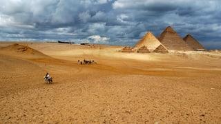 Terroristen attackieren Touristen in Ägypten