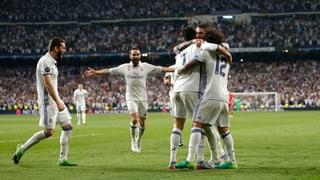 Madrid derbi en il mezfinal