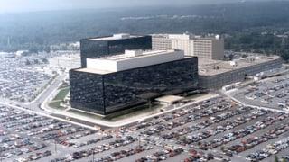 Wenig glaubhaft: Technische Panne bei der NSA-Website