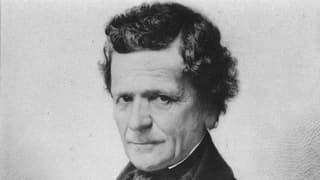 Vater der Schweizer Statistik und ETH-Gründer: Stefano Franscini