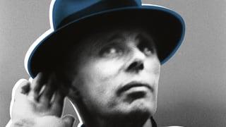Jeder ist ein Künstler, keiner ist wie Joseph Beuys