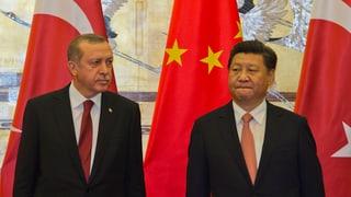Erdogan schaut bei Partnersuche nach Osten