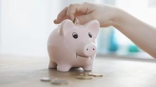 Sparbemühungen wirken – jedenfalls grösstenteils