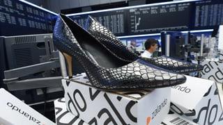 Anleger reissen sich um Zalando-Aktie