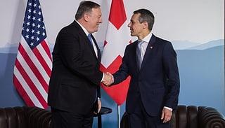 «Wir schätzen die Arbeit der Schweiz ausserordentlich»