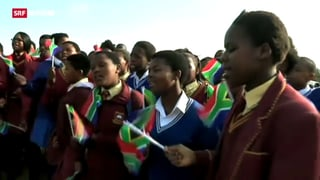 Familienstreit um Mandelas Grab