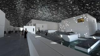 Louvre Abu Dhabi öffnet seine Tore