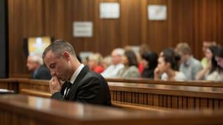 Pistorius-Zeuge: «Er schrie, er weinte, er betete»