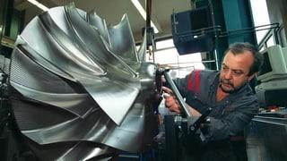 ABB hat zu wenig Aufträge für Turbolader für Schiffsmotoren