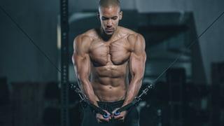 Süchtig nach Muskeln