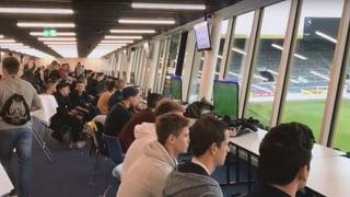FC Luzern sucht virtuelle Fussballer