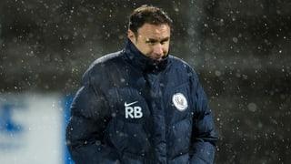 Roger Bigger verlässt den FC Wil