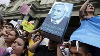 «Die Menschen in Zentralamerika nehmen Korruption nicht mehr hin»