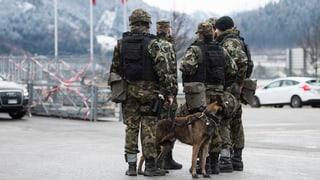 Hasch e cocain en l'armada dal WEF
