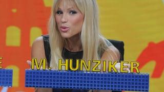 Power-Mama Michelle Hunziker: Vom Gebärsaal ins TV-Studio