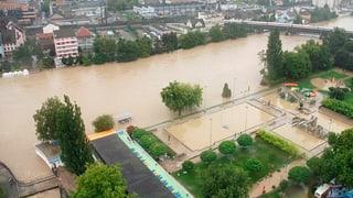 Mehr Schutz vor Hochwasser im Kanton Solothurn