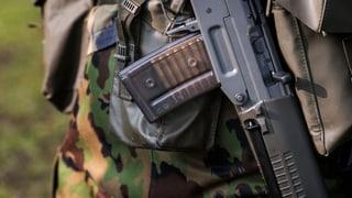 Nach Terror in Paris: Schweizer Armee erhöht Schutzmassnahmen