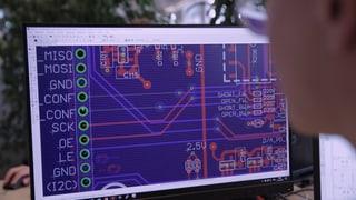 Video «Berufsbild: Elektroniker EFZ» abspielen