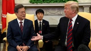 Trump stellt Termin des Gipfeltreffens infrage