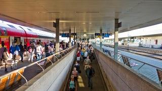 Basler Behörden wollen Nadelöhr Badischer Bahnhof entschärfen
