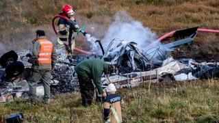 Abgestürzter Super Puma: «Kein Hinweis auf technische Ursache»