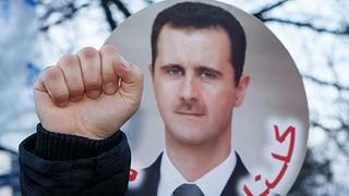«Kein Weg führt an Assad vorbei»