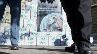 Rasche Abstimmung über Ecopop als taktisches Spiel der Gegner?