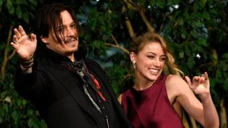 Das ging ja schnell: Johnny Depp hat geheiratet