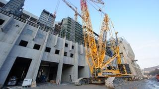 Halbzeit auf der Mega-Baustelle
