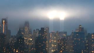Mit 9/11 wurde die Religion wieder in die Welt gebombt