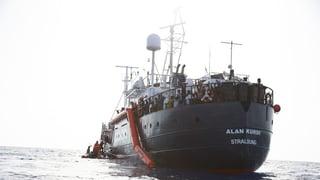 65 Migranten auf der «Alan Kurdi» dürfen in Malta an Land
