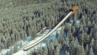 Wohl keine neue Skischanze in St. Moritz